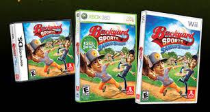 Backyard Baseball Sandlot Sluggers Backyard Sports Sandlot Sluggers Xbox 360 Video Game Review Momstart