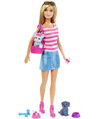 barbie dolls u0026 pets blonde product detail the toy chest in