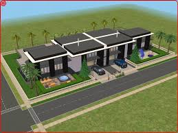 2 modern house plans the sims 2 modern house design house interior