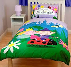 Betty Boop Duvet Set Ben U0026 Holly U0027s Little Kingdom Duvet Cover U0026 Pillowcase U0027elves