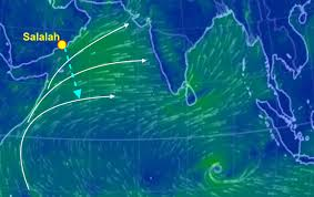Wind Direction Map Nephicode Back To Malay One Last Time U2013 Part I