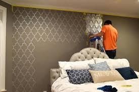 wall stencils for bedroom wall stencils for bedroom large wall stencils with cool large wall