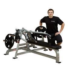 Powertec Leverage Bench Lvbp Leverage Bench Press Body Solid Fitness