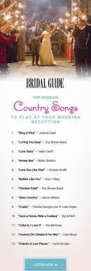 wedding band playlist are your favorite country songs on our country wedding playlist