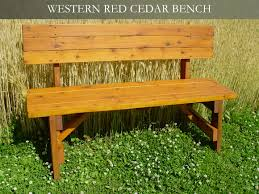 Western Red Cedar Outdoor Furniture by Outdoor Furniture Eberles Produceeberles Produce