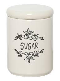 linea vintage sugar jar house of fraser