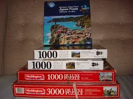 jigsaw quote game 5 jigsaw puzzles incl 2 new mindbogglers in peebles scottish
