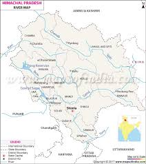 world map with rivers and mountains labeled pdf himachal pradesh river map