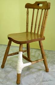 How To Make A Cardboard Chair How To Repair Loose Or Broken Chair Parts How To Repair Wooden