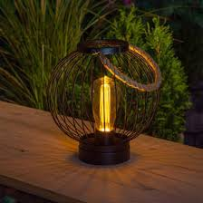 outdoor table ls battery operated outdoor battery lights the worm that turned revitalising your