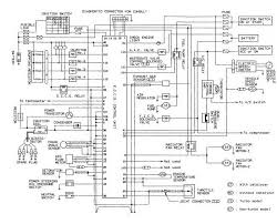 nissan gtir wiring diagram nissan wiring diagrams instruction