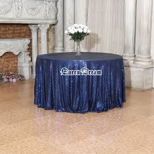 Fitted Round Tablecloth Online Get Cheap Navy Tablecloth Round Aliexpress Com Alibaba Group
