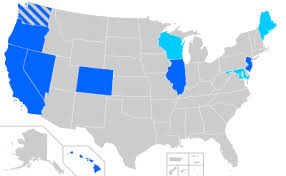 State laws regarding same sex unions similar to marriage in the United States  Wikipedia