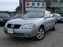 2004 nissan sentra information and photos zombiedrive