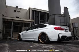 stanced bmw m4 heavily modified bmw m4 coupe slammed to the ground u2014 carid com