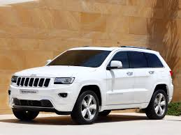 car jeep white download wallpaper jeep grand cherokee overland sedan white hd