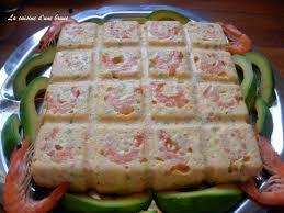 saumon cuisine fut terrine de saumon aux crevettes roses la cuisine d une brune