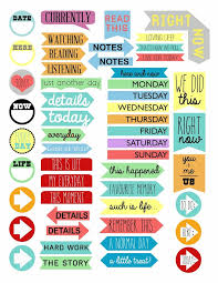 printable planner pages for 2015 16 free planner printables everythingetsy com