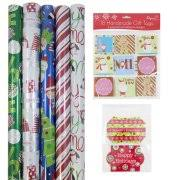 rolls of wrapping paper christmas wrapping paper rolls