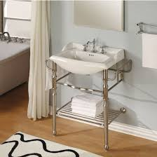 Bathroom Empire Reviews Bathroom Vanities 31 U0027 U0027 Empire Metal Collection Vanity Console By