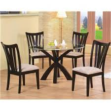 Dining Room Sets Las Vegas by Coaster Shoemaker 5 Piece Dining Set Furniture Place Dining 5