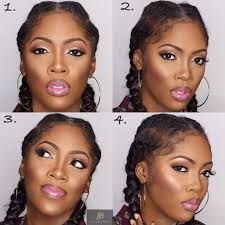 wedding canerow hair styles from nigeria tiwa savage looks gorgeous in cornrows check out her different