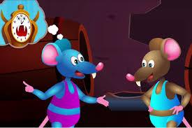 Cuu Cuu Clock Hickory Dickory Dock Nursery Rhyme With Lyrics Cartoon Animation