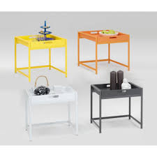 serving tray side table annika multi function serving tray dinner tray side table
