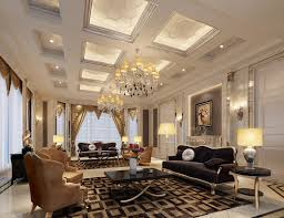 living room beautiful luxury living room furniture sets with wonderful luxury living room interior design ideas white cristal shade chandelier lighting brown moroccan pattern shag
