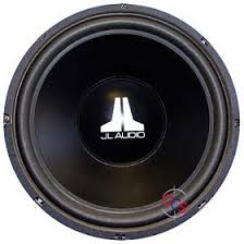 jl audi jl audio 12w0 4 12 300w 4 ohm subwoofer at onlinecarstereo com