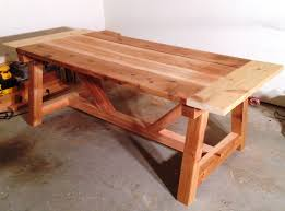 Ana White Truss Coffee Table Diy Projects by Ana White 4x4 Truss Beam Table Wholesteading Com Diy Projects
