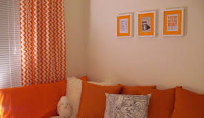 Burnt Orange Sheer Curtains Curtains Finest Orange Patterned Sheer Curtains Enchanting