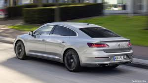 volkswagen arteon rear 2018 volkswagen arteon elegance rear three quarter hd