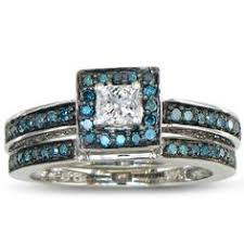 blue and white engagement rings 150 fabulous reader engagement rings