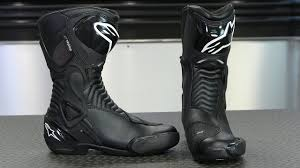 women s black motorcycle boots alpinestars women u0027s stella smx 6 waterproof boots motorcycle