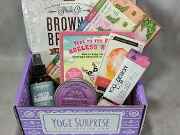Yoga Gift Basket Yoga Subscription Box Reviews Hello Subscription