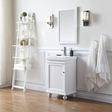 ove decors white 20 inch bathroom vanity free shipping