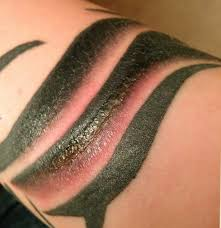 tattoo bacterial infection treatment infected tattoos signs symptoms how to treat infections