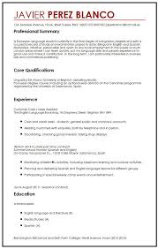 Resume Template For A Teenager Student Cv Template High Cv Template 24 Best Student