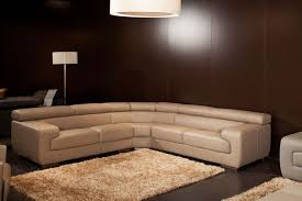 sofa l shape l shape sofa with sectional style perfect with shite leather