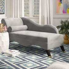 Velvet Chaise Lounge Velvet Chaise Lounge Chairs You Ll Wayfair