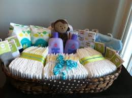 baby shower baskets gift basket for baby shower ideas how to make an adorable ba