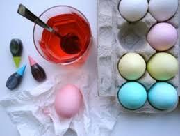 a simple way to color easter eggs u2013 diy is fun