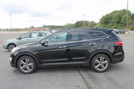 used 2013 hyundai santa fe limited certified 2013 hyundai santa fe auto for sale in kalamazoo mi