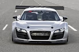 Audi R8 Specs - 2009 audi r8 gt3 coupe specifications and technical data