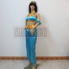 Jasmine Halloween Costume Adults Buy Wholesale Princess Jasmine Costume Adults China