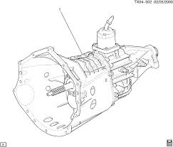 cadillac escalade 2wd ck1 5 speed manual transmission mg5 part