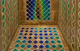 shower tiles this shower tile changes color depending on the temperature of the