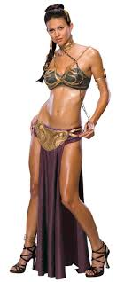 party city halloween costumes sale jabba u0027s prisoner princess leia costume buycostumes com