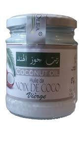 cuisine huile de coco olea huile de noix de coco vierge